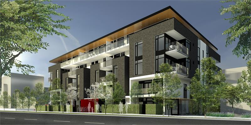 Eastpark at Main Street & East 35th Avenue, Vancouver, British Columbia. Image 1
