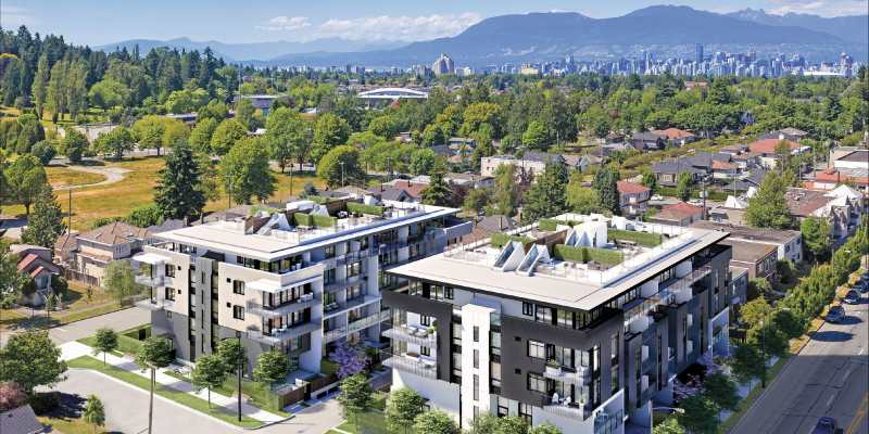 Eastpark at Main Street & East 35th Avenue, Vancouver, British Columbia. Image 5