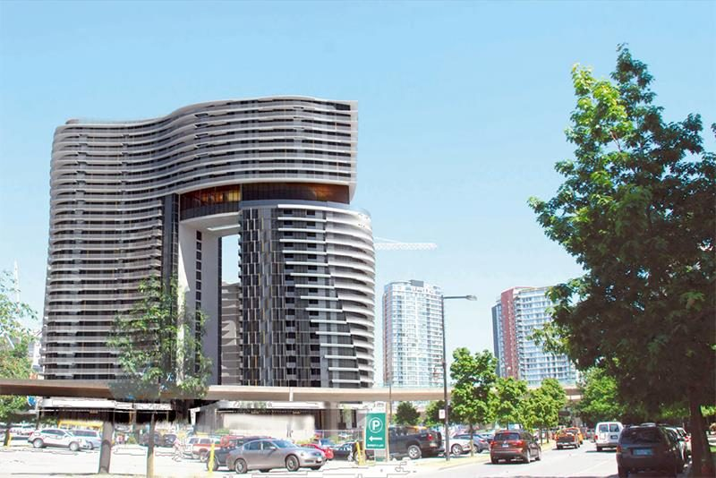 The Arc at 88 Pacific Boulevard, Vancouver, British Columbia. Image 6
