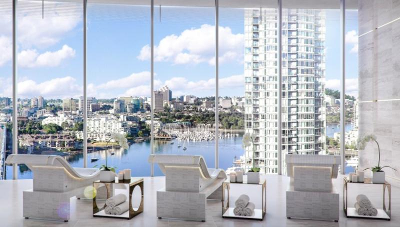 The Arc at 88 Pacific Boulevard, Vancouver, British Columbia. Image 9
