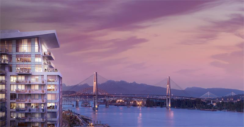 Riversky at 1000 Quayside Drive, New Westminster, British Columbia. Image 1