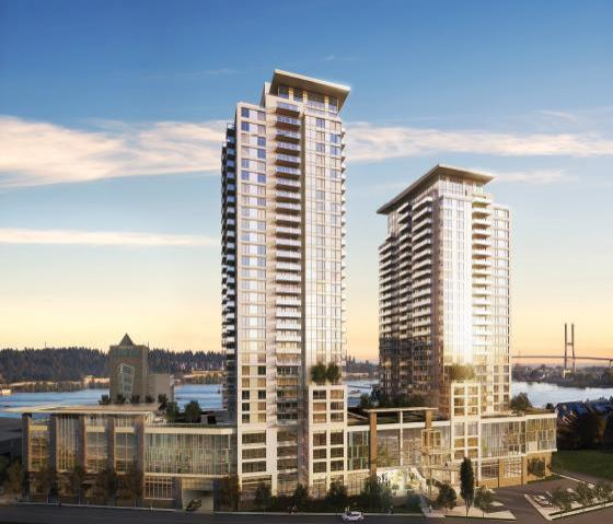 Riversky at 1000 Quayside Drive, New Westminster, British Columbia. Image 4
