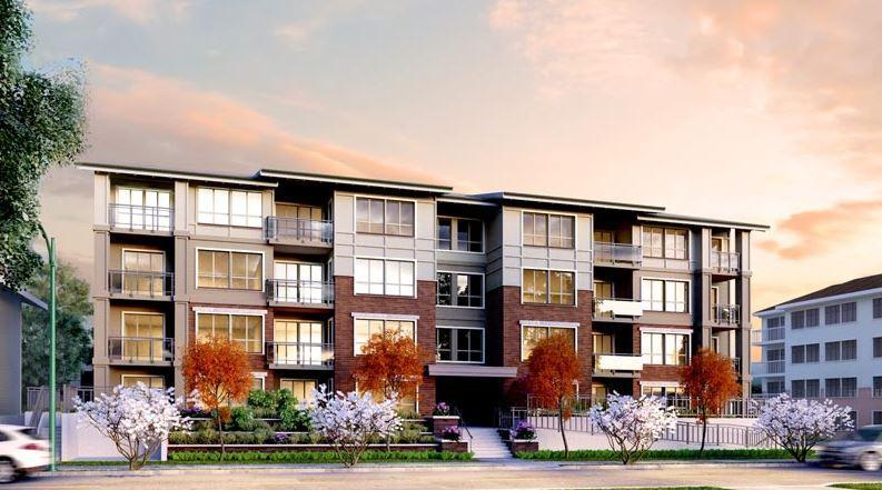 Amanti on Welcher at 2288 Welcher Avenue, Port Coquitlam, British Columbia. Image 1