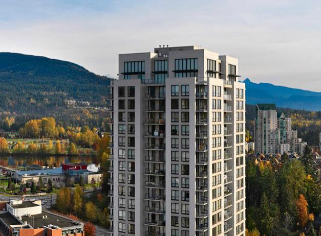 Grand Central 2 at 2968 Glen Drive, Coquitlam, British Columbia. Image 2