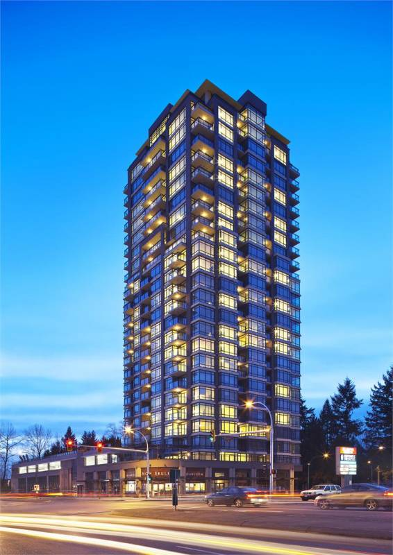 The Shaughnessy on Lions Park at 2789 Shaughnessy Street, Port Coquitlam, British Columbia. Image 2