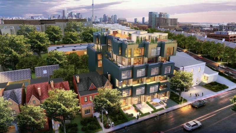 Cabin Toronto at 45 Dovercourt Road, Toronto, Ontario. Image 6