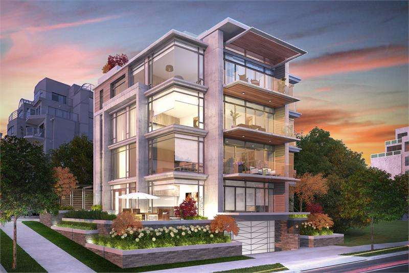 Eventide at 1460 Bute Street, Vancouver, British Columbia. Image 1
