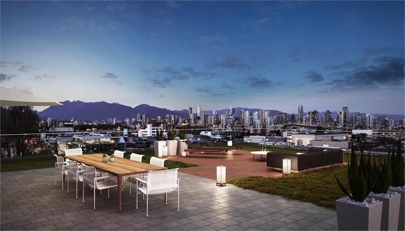 West Five at 1819 West 5th Avenue, Vancouver, British Columbia. Image 1