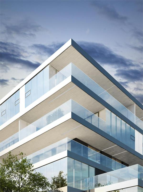 West Five at 1819 West 5th Avenue, Vancouver, British Columbia. Image 3