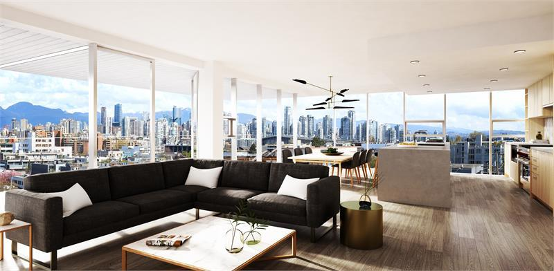 West Five at 1819 West 5th Avenue, Vancouver, British Columbia. Image 7