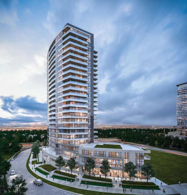 Fifth on the Park at Don Mills Road and George Henry Boulevard, Toronto, Ontario. Image 5
