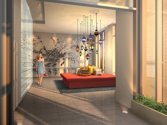 Bohemian Embassy Flats & Lofts at 1171 Queen St W, Toronto, Ontario. Image 4