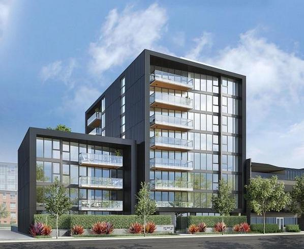 1555 West Eighth at 1555 West 8th Avenue, Vancouver, British Columbia. Image 2