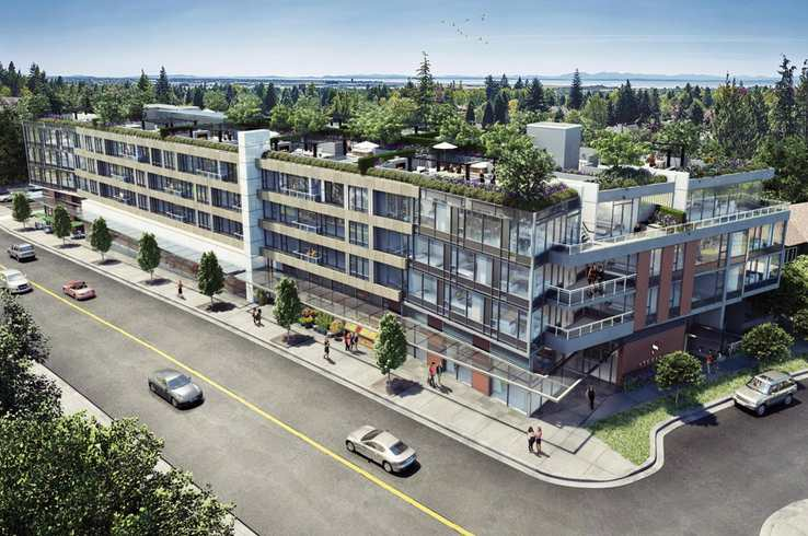 Sterling by Cressey at West 49th Avenue and Arbutus Street, Vancouver, British Columbia. Image 9