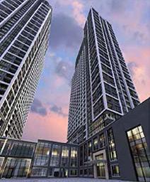 Bloorvista at Islington Terrace at Bloor Street W and Islington Avenue, Toronto, Ontario. Image 12