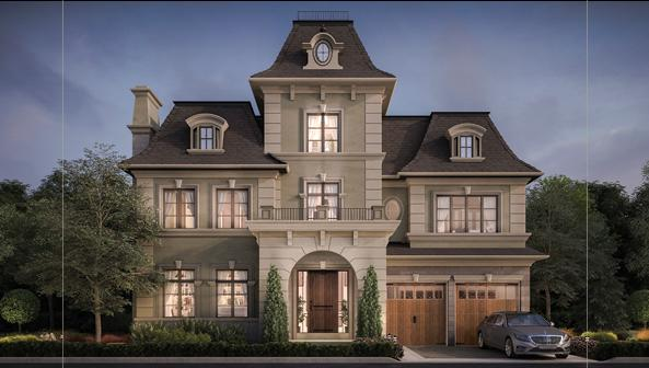 The Archways at 4589 Mississauga Road, Mississauga, Ontario. Image 3