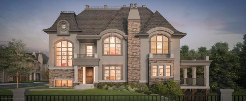 The Archways at 4589 Mississauga Road, Mississauga, Ontario. Image 4