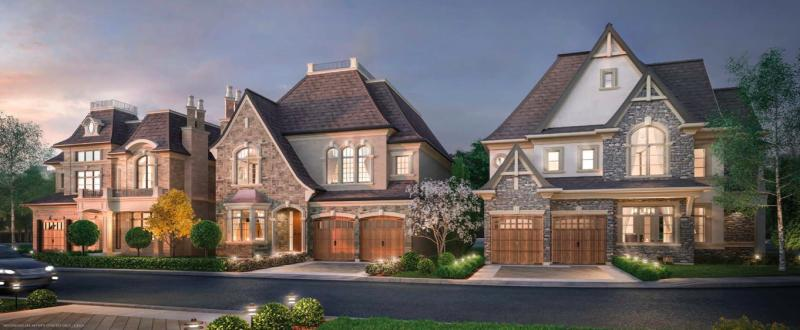 The Archways at 4589 Mississauga Road, Mississauga, Ontario. Image 5