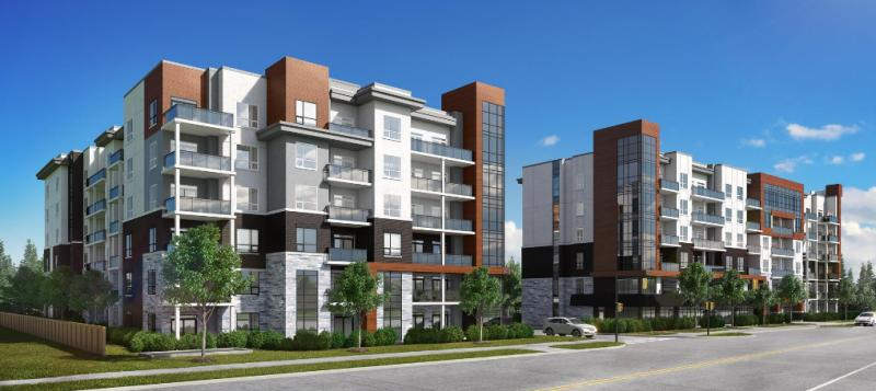Affinity Condominiums at Plains Road East and Filmandale Road, Burlington, Ontario. Image 2