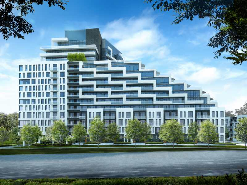 Scala at Leslie Street and Sheppard Avenue East, Toronto, Ontario. Image 1