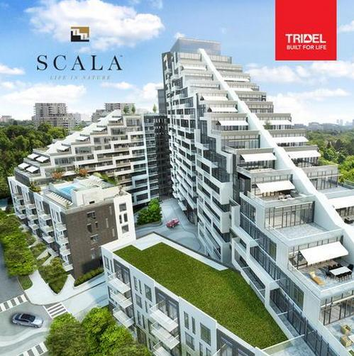 Scala at Leslie Street and Sheppard Avenue East, Toronto, Ontario. Image 22