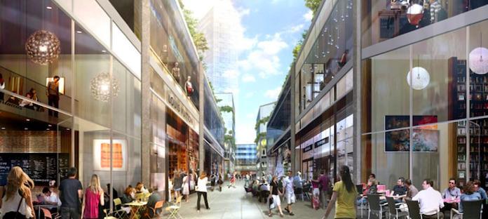 3C Waterfront at 309 Cherry Street, Toronto, Ontario. Image 1