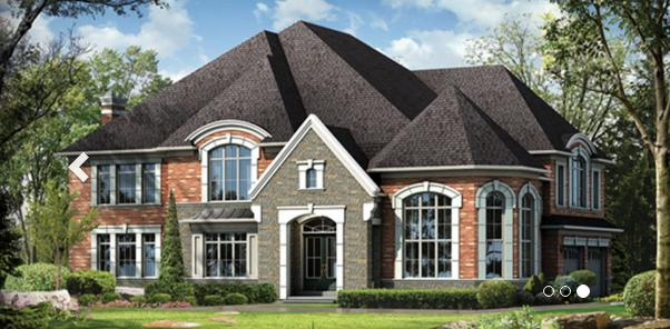 The Estates of West River Valley at Countryside Drive, Brampton, Ontario. Image 2