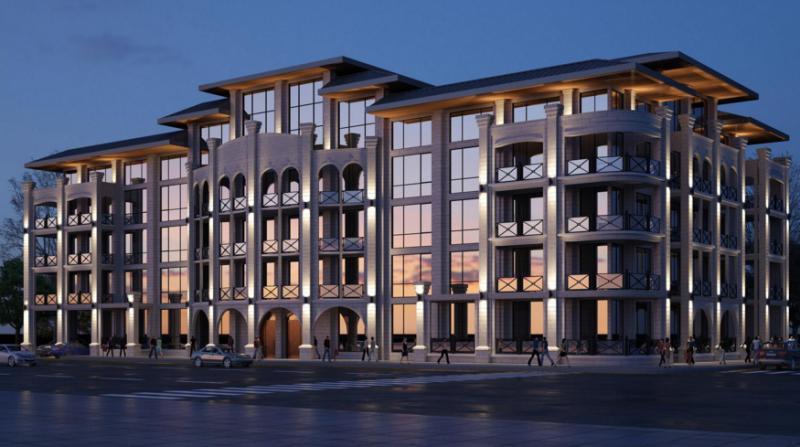 The Mayfair Residences at 150 Randall Street, Oakville, Ontario. Image 2