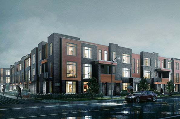 USocial Towns at 153 16th Avenue, Richmond Hill, Ontario. Image 1