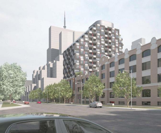 489 Wellington Street West at 489 Wellington Street West, Toronto, Ontario. Image 2