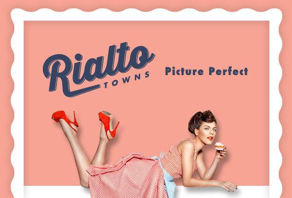 Rialto Towns at Yonge Street and Elgin Mills Road, Richmond Hill, Ontario. Image 1