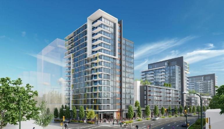 Epic at West at 1788 Columbia Street, Vancouver, British Columbia. Image 2