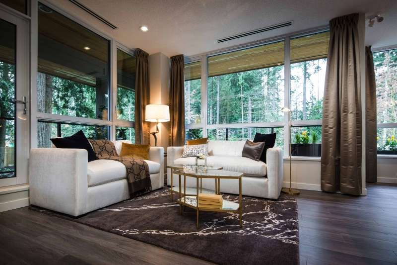 The Lloyd at 3096 Windsor Gate, Coquitlam, British Columbia. Image 2