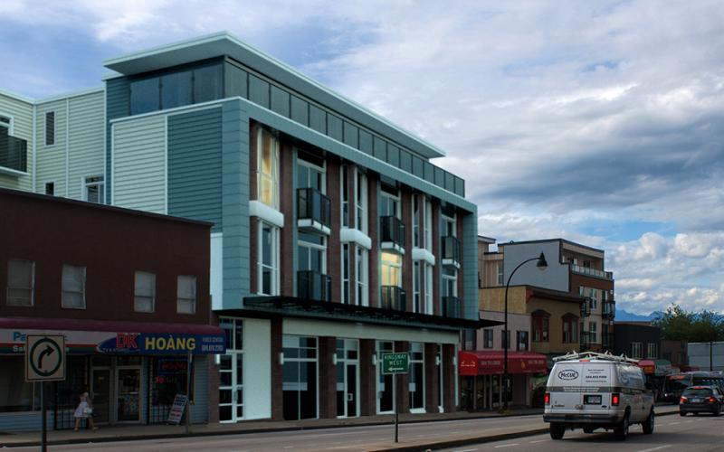 Kensington Point at 3939 Knight Street, Vancouver, British Columbia. Image 4