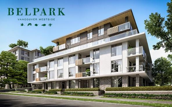 Belpark at West 59th Avenue and Alberta Street, Vancouver, British Columbia. Image 1