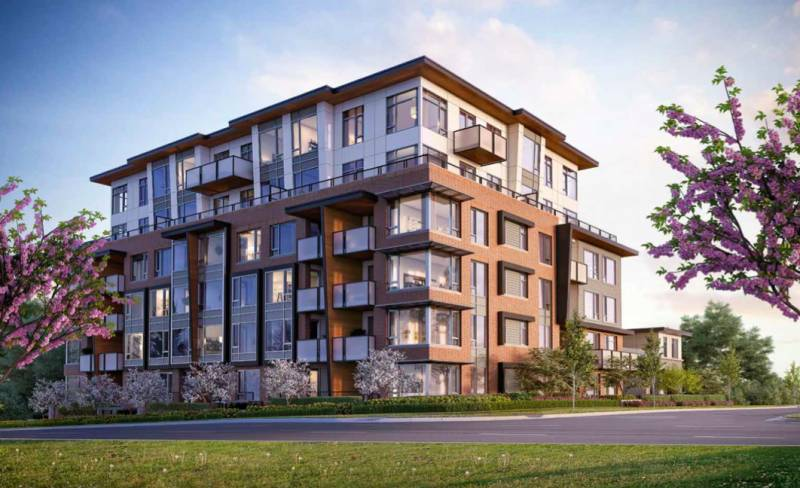 The Grayson at 4188 Cambie Street, Vancouver, British Columbia. Image 1