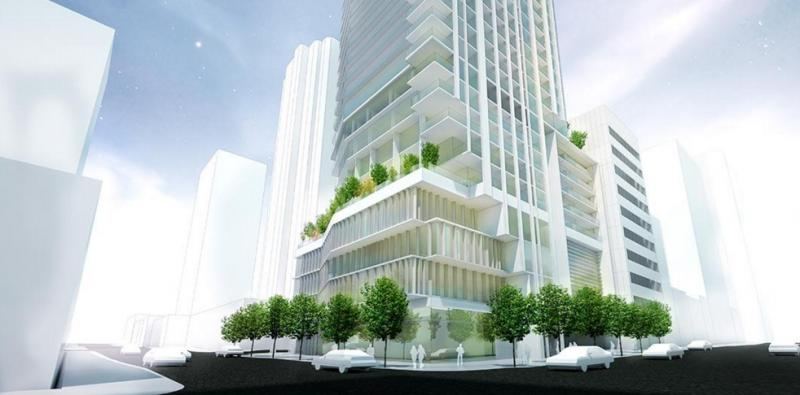 The Smithe at 225 Smithe Street, Vancouver, British Columbia. Image 1