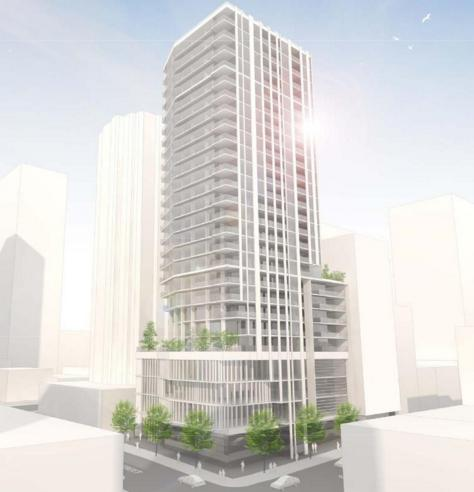 The Smithe at 225 Smithe Street, Vancouver, British Columbia. Image 2