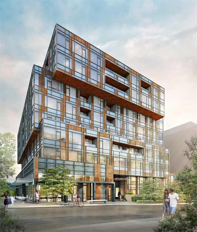 Ellsworth at 209 East 7th Avenue, Vancouver, British Columbia. Image 1