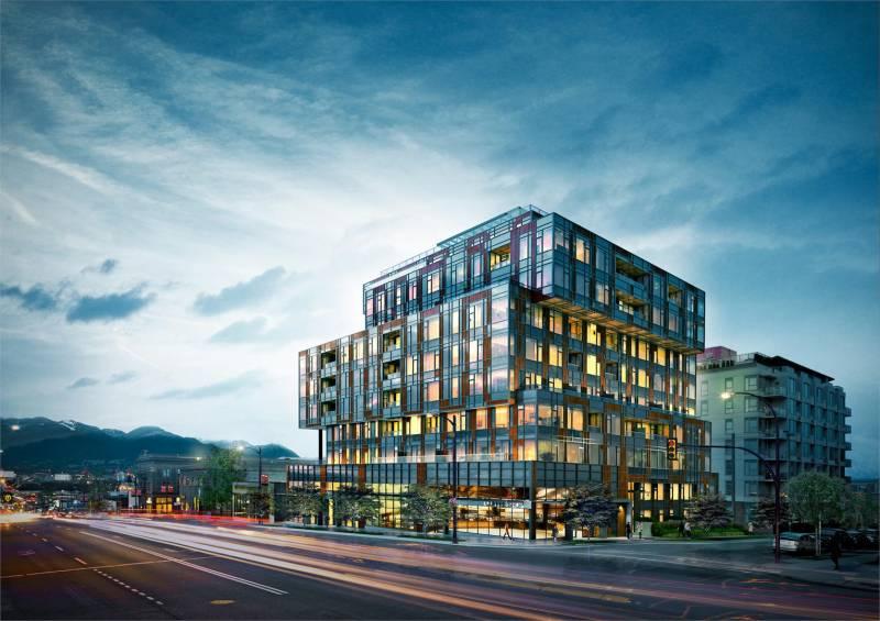 Ellsworth at 209 East 7th Avenue, Vancouver, British Columbia. Image 3