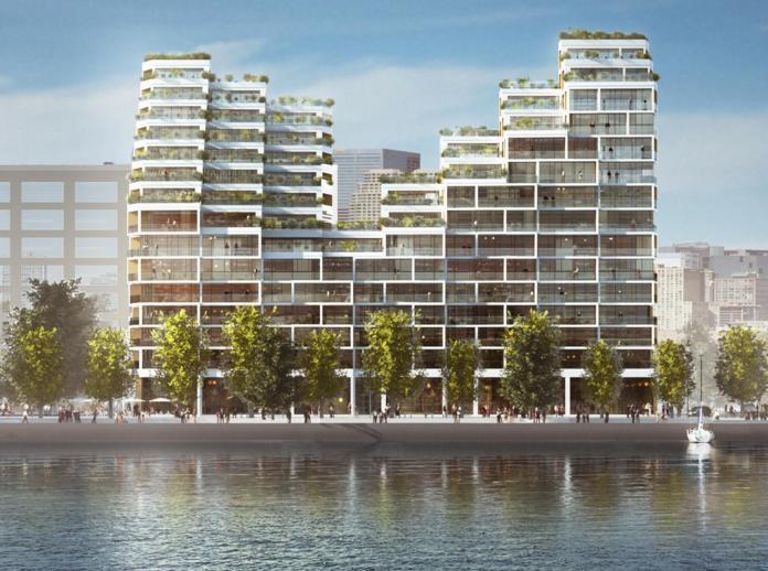 Aquabella Bayside at 261 Queens Quay East, Toronto, Ontario. Image 3