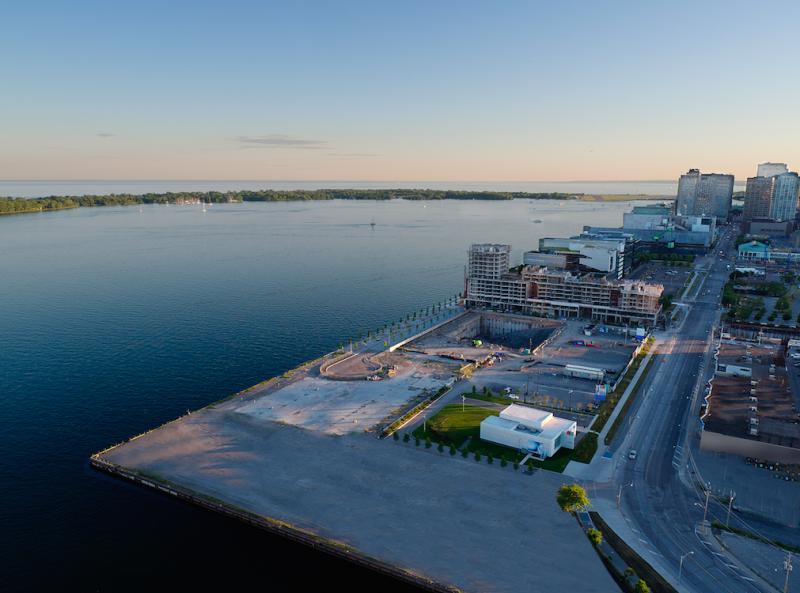 Aquabella Bayside at 261 Queens Quay East, Toronto, Ontario. Image 11