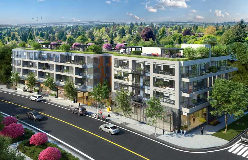 McKinnon at West Boulevard and W 48th Avenue, Vancouver, British Columbia. Image 2