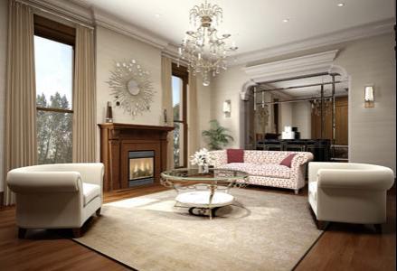 James Cooper Mansion at 582 Sherbourne Street, Toronto, Ontario. Image 1