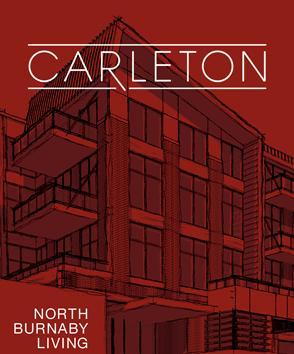 Carleton at Carleton Avenue, Burnaby, British Columbia. Image 1