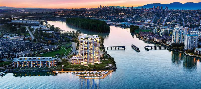The Peninsula at Star Crescent, New Westminster, British Columbia. Image 1