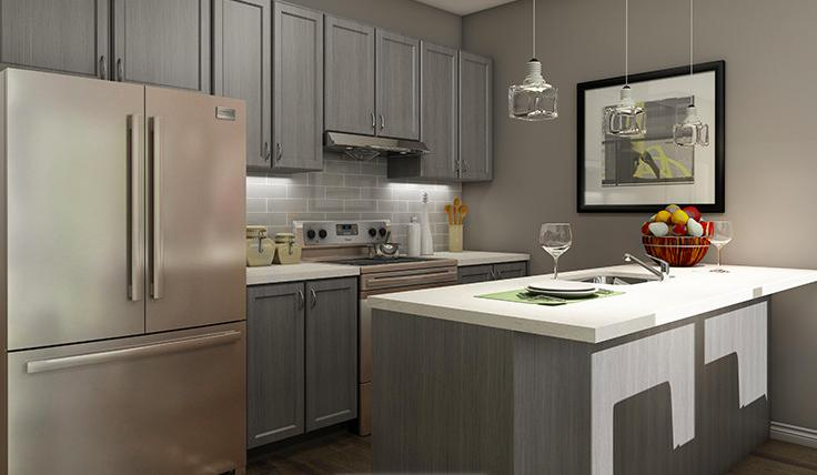 Inspire Townhomes at 365 Glancaster Road, Glanbrook, Ontario. Image 4