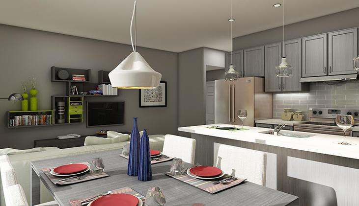 Inspire Townhomes at 365 Glancaster Road, Glanbrook, Ontario. Image 7