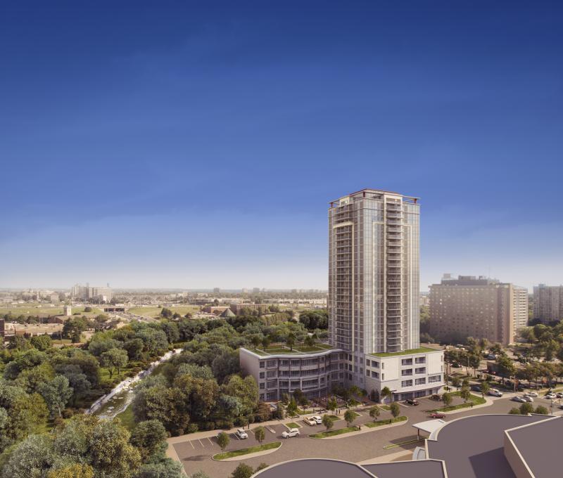 Trinity Ravine Towers at 1250 Markham Road, Toronto, Ontario. Image 6