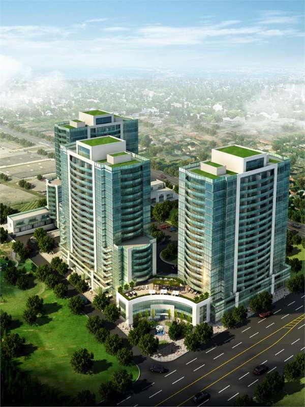 2150 Condos Phase 3 at Lawrence Avenue East and Birchmount Road, Toronto, Ontario. Image 1